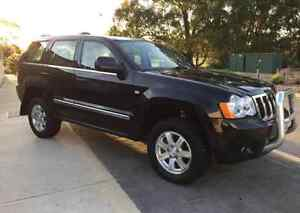 2010 Jeep Grand Cherokee Wagon **12 MONTH WARRANTY** West Perth Perth City Area Preview
