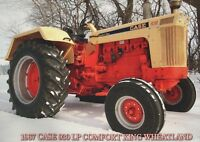 Wanted! Case Comfort King Tractor