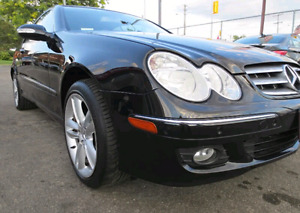 Mercedes Benz CLK 350 2007 only 112k like new asking for $13750