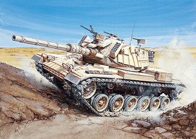 Italeri 6391 - M 60 Blazer