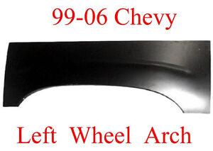 CHEV/GMC WHEEL ARCHES