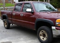 2002 GMC Sierra 2500 for parts