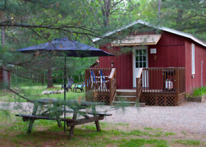Cottage stay on Small Resort