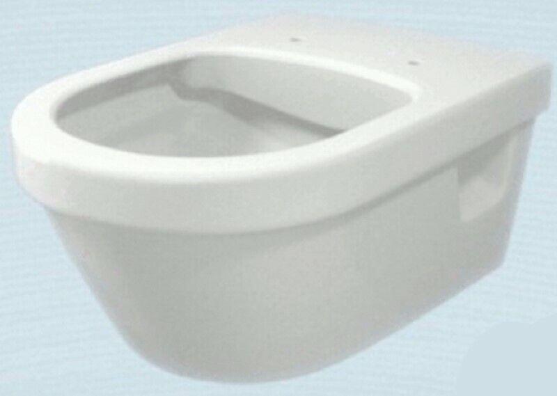 Villeroy /& Boch OMNIA CLASSIC Wand-WC optional Ceramicplus WC-Sitz Zubehör