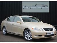 Lexus GS 300 3.0 V6 SE *Kalahari Sand + Ivory + Sunroof + Reverse Cam+ High Spec
