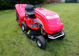 COUNTAX C600H PETROL RIDE ON MOWER SERVICED READY FOR WORK £2655