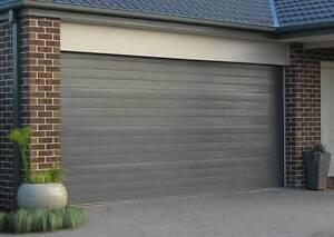 Complete Kit: B&D Panelmasta Contemporary Garage Door Cranebrook Penrith Area Preview