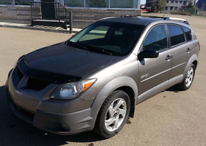 Pontiac vibe gt. Price reduced by $900