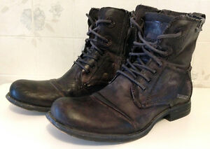 Bunker Brand Military Style Boots