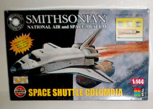 AirFix Space Shuttle Columbia All in One Model Kit London Ontario image 2