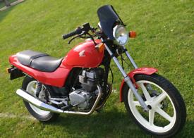 Honda CB250 classic