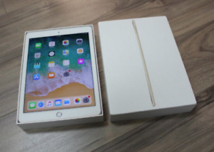 Apple IPAD AIR 2 Gold 64GB in box with all accessories.