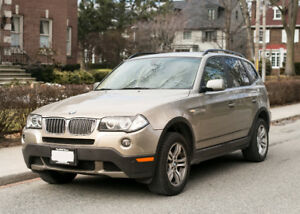 2008 BMW X3 SUV Crossover | NO ACCIDENTS | Fantastic Condition