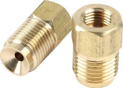 Brake Master Cylinder Adapter Fitting 12 20  916 18 to 38 24 Inverted Flare