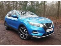 2017 17 New Generation Qashqai 1.2 DIG-T Tekna with Panoramic Roof