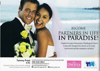 Destination Wedding & Group Travel Planning Specialist - CTC