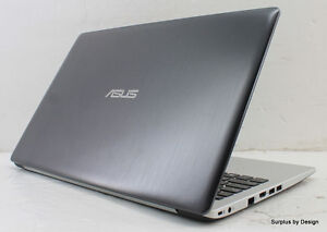 "Laptop ASUS 15.6"" i7 2.2GHZ octacore 8GB, 500GB HD,  like new"