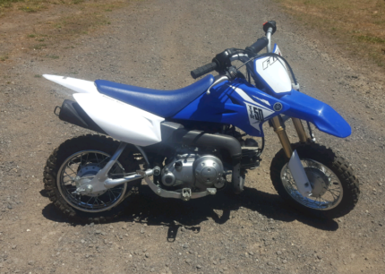 Yamaha TTR50 Electric Start Wallan Mitchell Area Preview
