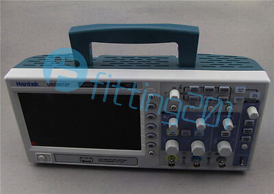 Hantek Dso5072p Digital Oscilloscope 70mhz 2channels 1gss 7 Tft Wvga New