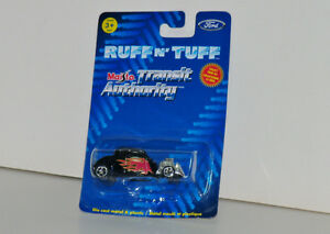 Ruff N' Tuff Transit Authority 30's Ford Street Rod 1:64 Diecast