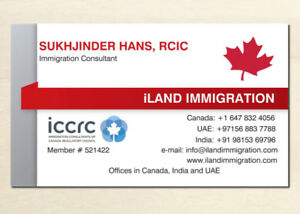 iLAND IMMIGRATION- Contact us at (647) 832 4056