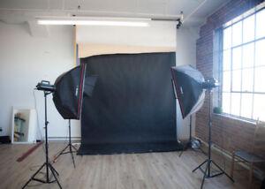 Studio de photo à louer