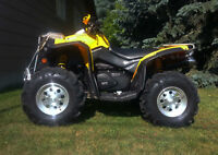 Can Am Renegade 500 ($7000.00 - OBO)