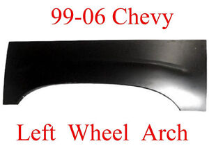 CHEV/GMC WHEEL ARCHES