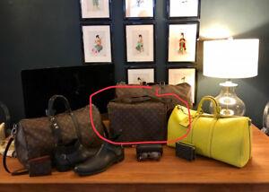 Louis Vuitton Abbesses Messenger Bag