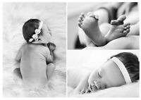 April-Marie Photography 15% off Winter Newborn Shoots