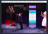 8 weeks 58% OFF Dance Classes for kids and Adults