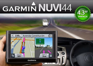 Garmin nuvi 44 4.3-Inch Portable Vehicle GPS (US & Canada)