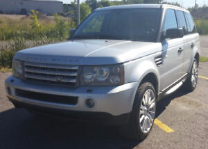 2007 Land Rover Range Rover Sport SuperCharged ---------- 18,000
