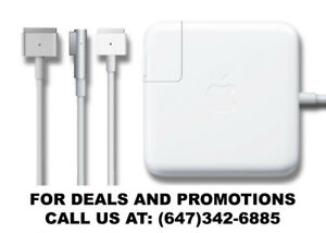 Apple MacBook MagSafe&MagSafe 2 45W, 60W & 80W on sale!