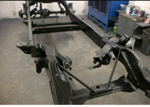 Wanted 88-98 chevy shortbox frame