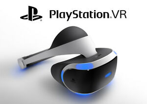 Sony Playstation VR with games