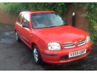 SOLD - Nissan Micra 1.ol Inspiration - short MOT - Quick Sale - reliable but needs some attenion