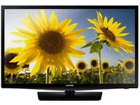 Samsung 24 inch Slim 1080p HD LED TV + Freeview HD + 2x HDMI + USB Media Player, May Deliver Locally