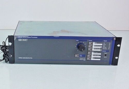 DOLBY CP-45 Stereo Analog 5.1 Channel Cinema Audio Processor