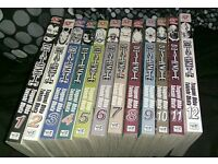 Death Note Manga Complete 1-12