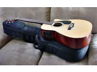 YAMAHA FGX-4135SC Acoustic-Electric Guitar Trade???