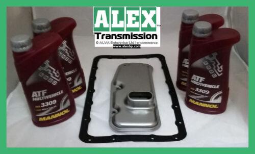 Toyota Lexus Isuzu GS,LX,4RUNNER,HILUX,Tundra,D-Max filter oil set gearbox A343