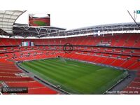 6 or 4 or 2 tickets to Jacksonville Jags Vs Inianapolis Colts Wembley - 2 October £60 per ticket