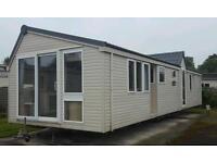 Static caravan for sale Trecco Bay South Wales near the coast