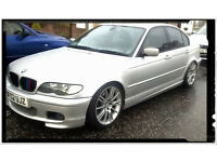 BMW E46 330D M-SPORT ON MV3s / SWAP / SELL / ??