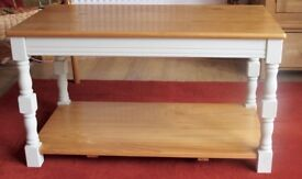 Pine coffee Table or occasional table