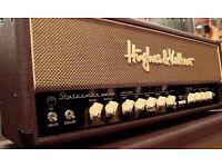Hughes & Kettner Dual EL34 Statesman 50 watt valve head