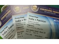 Pak vs India champions trophy 4th June 2017