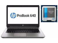 Hi End HP Probook i7 3.6GHz,8GB RAM,256GB SSD Samsung 850 Pro