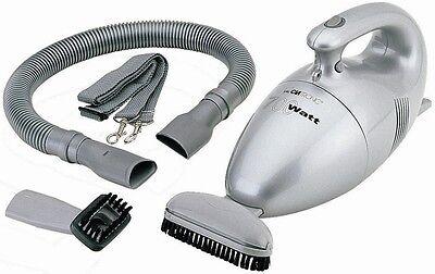 Clatronic HS 2631 Aspirador de mano potente con cable compacto filtro permanente